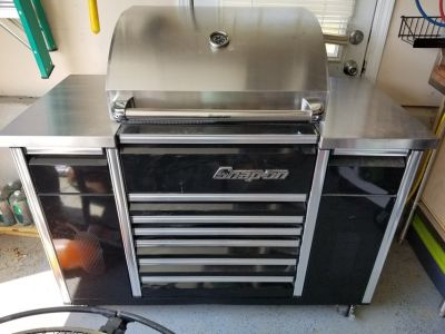 Snap-on Gas Grill