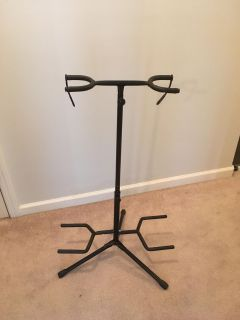 Double Guitar Stand