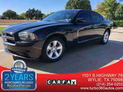 Used 2012 Dodge Charger for sale