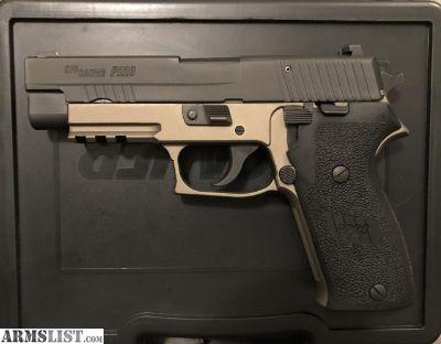 For Sale: Sig P220R bi-tone 45