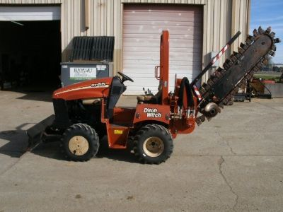 2013 DITCH WITCH RT45 TRENCHERS