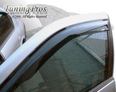 Buy Ford Focus 2000-2007 00 01 02 03 04-07 Wind Deflector Window Visor Sun Guard 4pc motorcycle in La Puente, California, US, for US $26.90