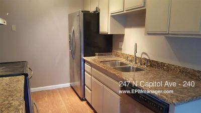Townhouse Rental - 247 N Capitol Ave