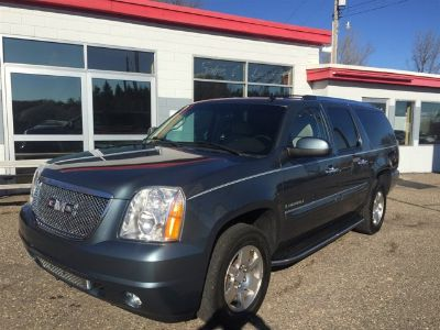 2008 GMC Yukon XL Denali (Stealth Gray Metallic)