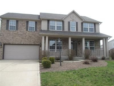 4 Bed 2.5 Bath Foreclosure Property in Brownsburg, IN 46112 - Presidential Way
