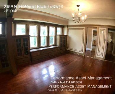 Apartment Rental - 2159 N Hi Mount Blvd