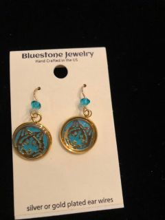 NWT rep sample earrings. Ppu