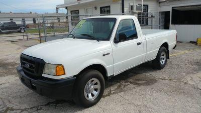 2004 Ford Ranger XL (White)