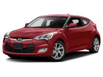 2017 Hyundai Veloster (Boston Red Metallic)