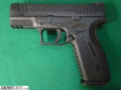 For Sale: Springfield XDm9 - 3.8