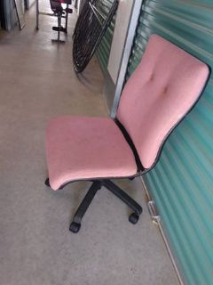 Unique MID-BACK SWIVEL TASK OFFICE CHAIR SWAY