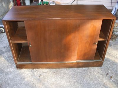 T.V STAND / CABINET