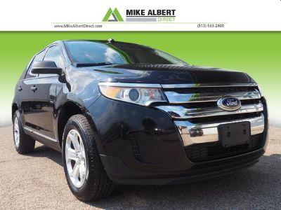 2013 Ford Edge SE Fleet (Mineral Gray Metallic)