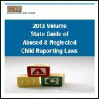 $450 State Guide of Abused & Neglected Child Reporting Laws
