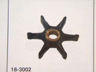Buy WATER PUMP IMPELLER 18-3002 JOHNSON EVINRUDE OMC REPLACES 375638 OUTBOARD PARTS motorcycle in Osprey, Florida, US, for US $12.95
