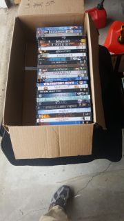 27 DVD all for $12.00