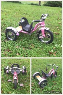 Schwinn Roadster Trike, good used condition, asking $35 (sells for $126 at Walmart)