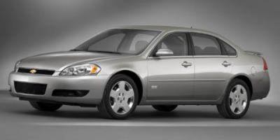 2007 Chevrolet Impala SS (Red Jewel Tintcoat)