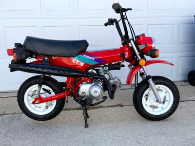 1992 Honda CT 70 TRAIL