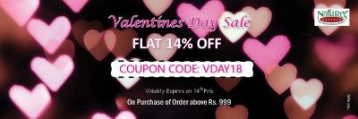 Natures Essence brings you great online Valentine's Day deals