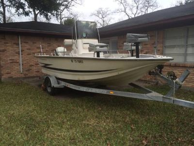 Reduced Must sell 19ft Hydro sport center console