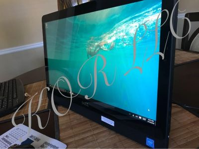2017 Dell Touchsmart All-In-One