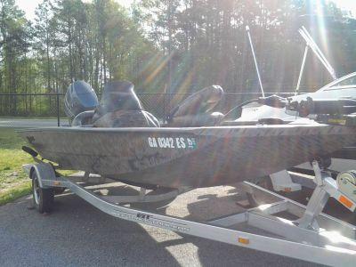 2015 Xpress H17PFC Jon Boats Lagrange, GA
