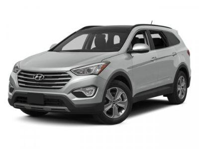 2013 Hyundai Santa Fe Limited (Hampton Green Pearl)