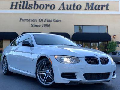 2011 BMW Integra 335is (White)