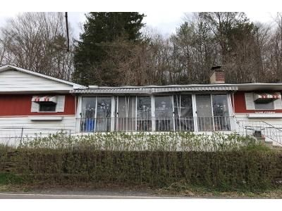 3 Bed 1 Bath Foreclosure Property in White Haven, PA 18661 - River St