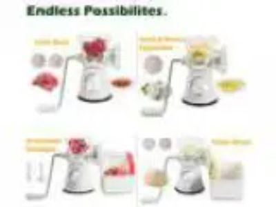 Kitchen Basics -In- Meat Grinder and Vegetable GrinderMincer