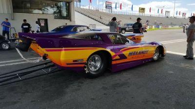 Wally Stroupe Corvette 6.0 cert Top Sportsman