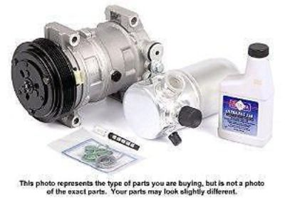 Purchase BRAND NEW HIGH QUALITY AC COMPRESSOR & DRIER 20-10694AM 99-04 CHEVY BLAZER 4.3 motorcycle in Frisco, Texas, United States, for US $149.99