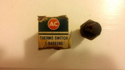 Find NOS 1971-82 Oldsmobile Buick Chevy AC Thermo Temp Sending Switch GM # 6489395 motorcycle in Oxford, Pennsylvania, United States, for US $46.00