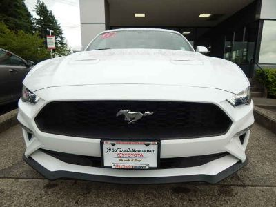 Used 2019 Ford Mustang Fastback