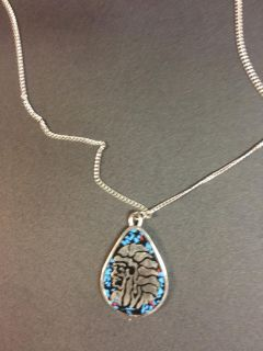 Awesome Native American Pendant Necklace $10