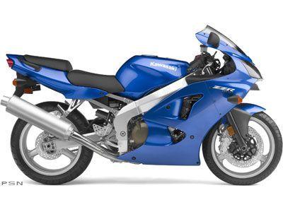 2008 Kawasaki ZZR 600 Sport Motorcycles Philadelphia, PA