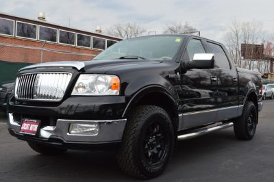 2006 Lincoln Mark LT Base (Black)