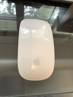 Apple Bluetooth Magic Mouse, Wireless Mouse for MacBook