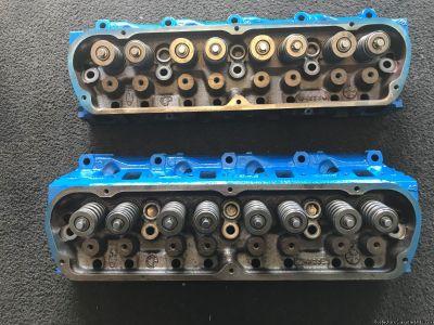351W Cylinder Heads