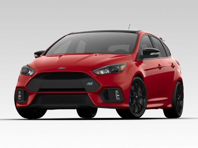 2018 Ford Focus RS (Race Red)