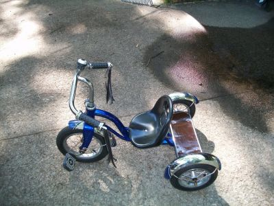 schwinn tricycle
