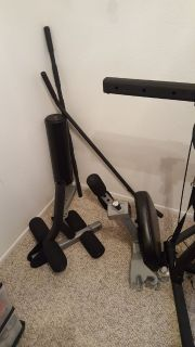 BOFLEX Xceed plus home gym
