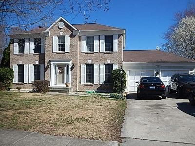 4 Bed 2.5 Bath Foreclosure Property in Bowie, MD 20721 - Peartree Dr