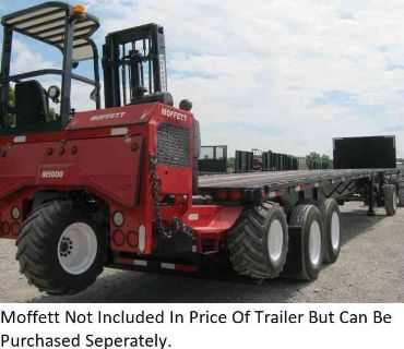 "1998 Great Dane Trailers 45' x 102"" Moffett Trailer"