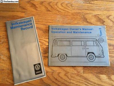 Bus brochure 1971