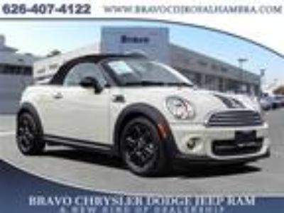 Used 2015 MINI Cooper Roadster White, 32.8K miles