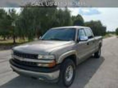 Used 2002 CHEVROLET SILVERADO 1500 For Sale