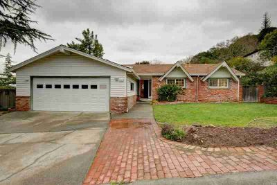 1 Rowland Court Novato Four BR, Great new price!!