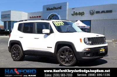 2017 Jeep Renegade (White)